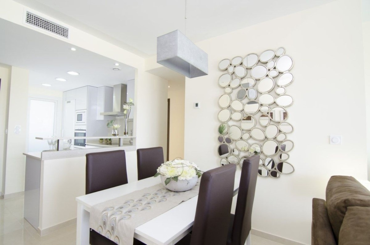 Alicante豪华海景公寓