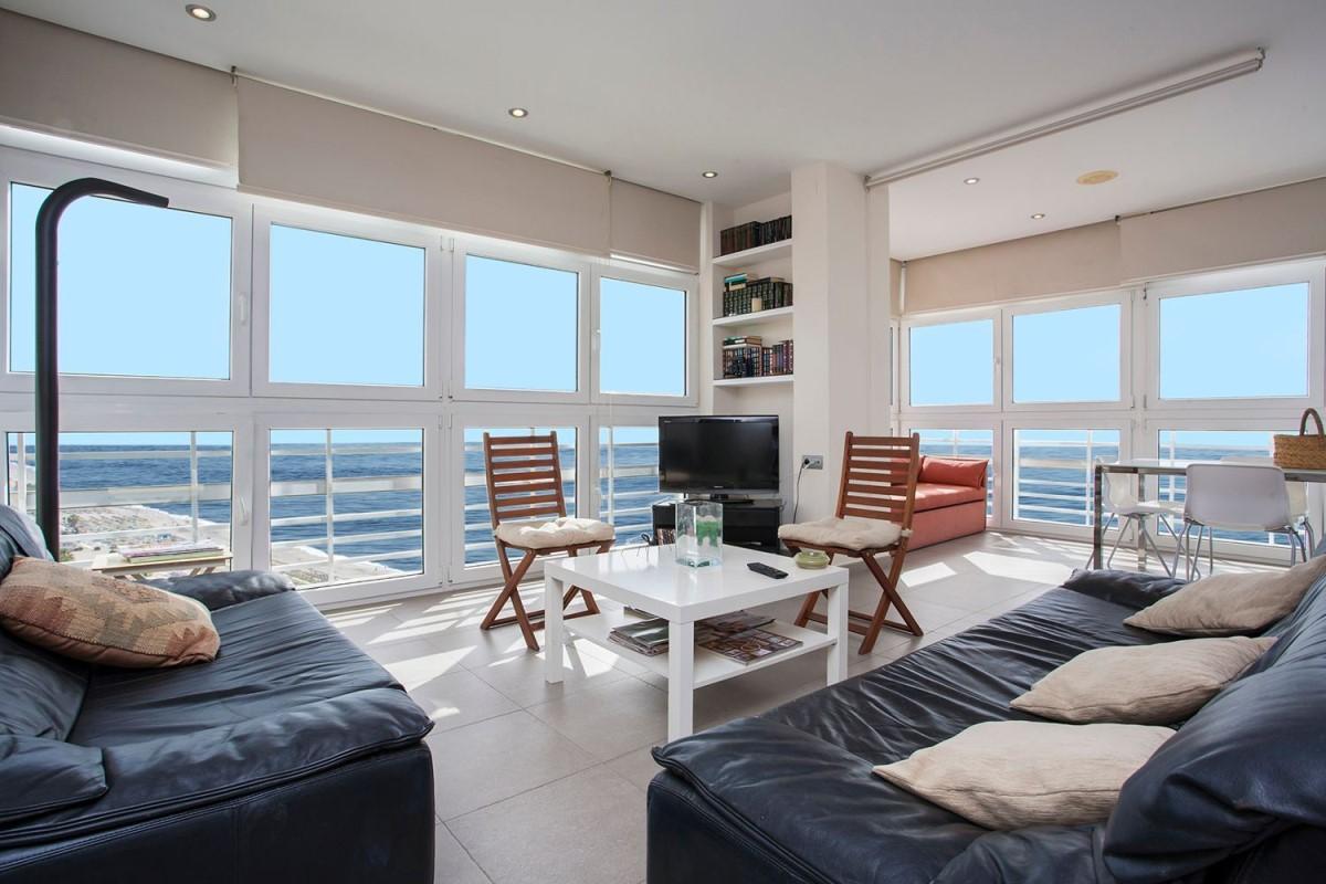 马拉加Torremolinos高级海景公寓
