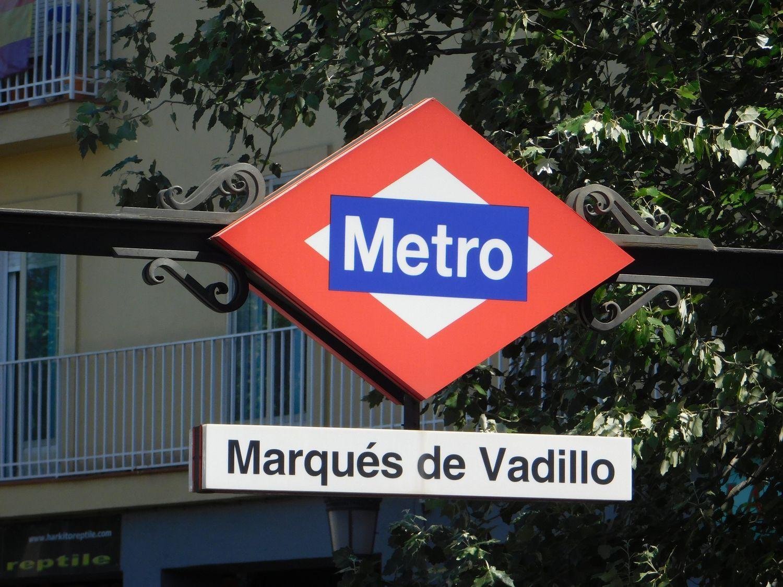 MARQUÉS DE VADILLO 地铁站5分钟 4室1卫