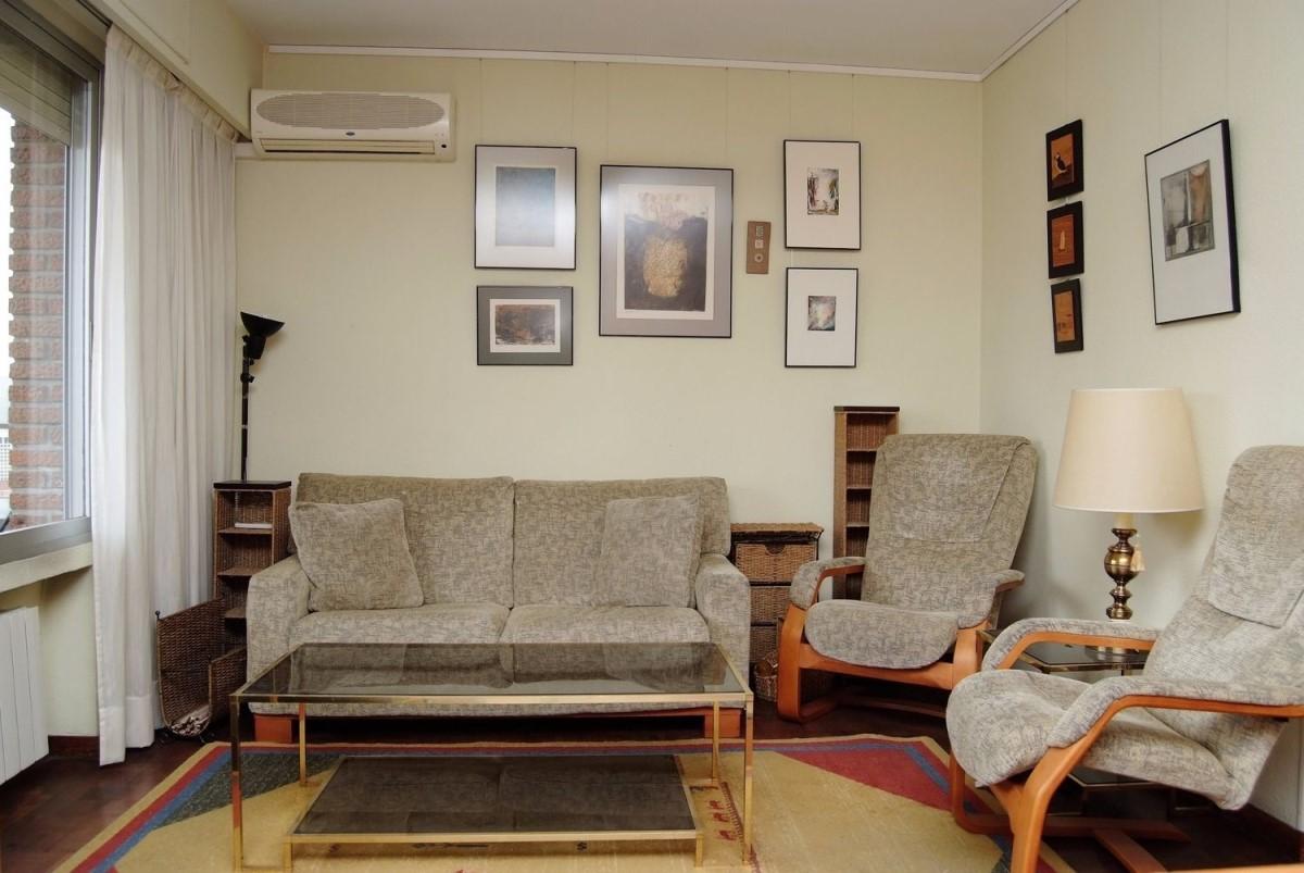 马德里Moncloa大学城高级精装公寓