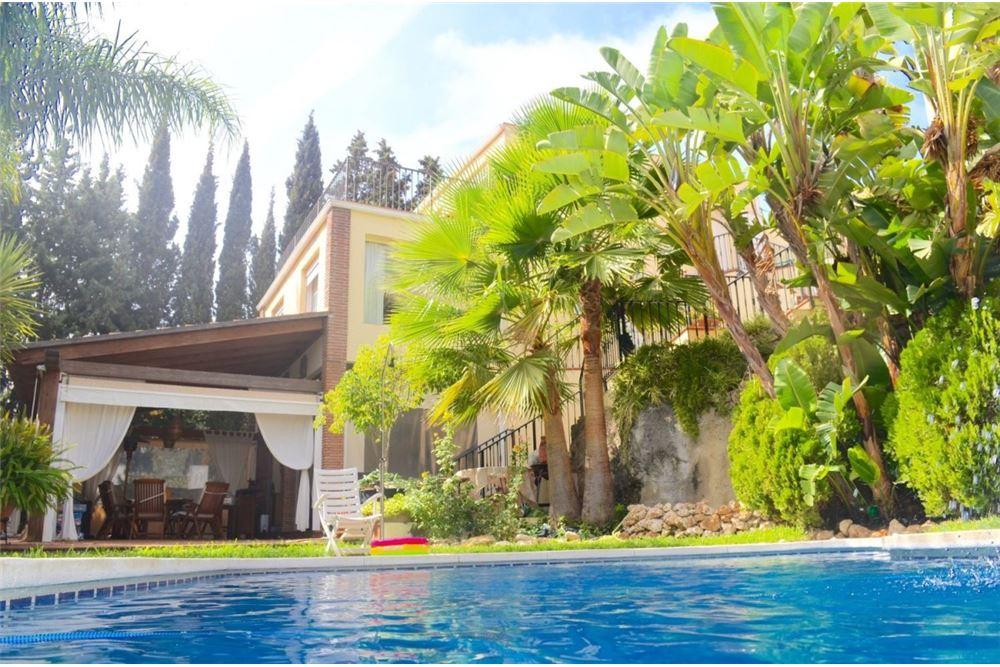 马拉加El Atabal区域奢华别墅